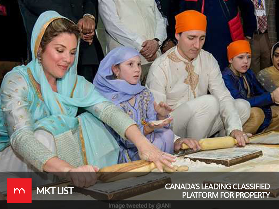 LIVE UPDATES - Justin Trudeau, Wife Preforms Seva at Golden Temple, even Tries Their Hands on Making Rotis!