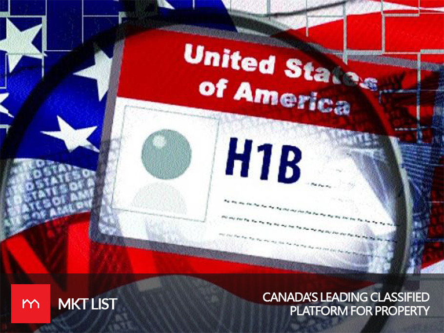 H-1B Visa Is Finished: Highly Skilled Foreign Workers Relying on Canada as Trump Administration Crashes on Program!