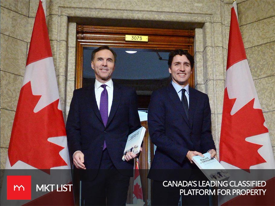 News Update: Trudeau Government: Finance Minister Announces a New Federal Budget for 2018!