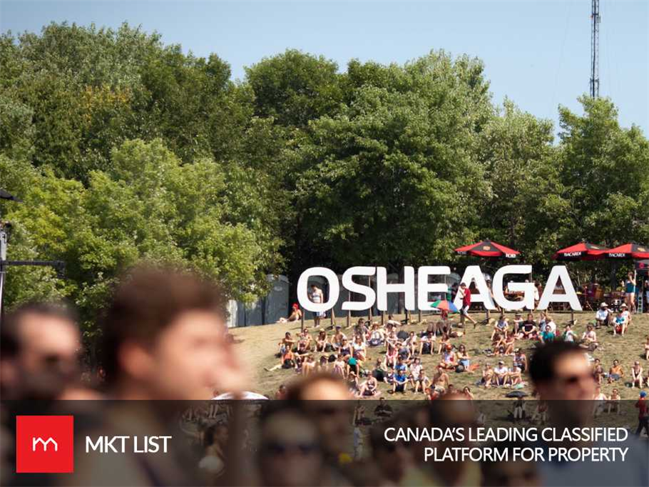 Festival Musique Et Arts: Montreal's Osheaga Has Broadcasted Its Lineups for 2018!