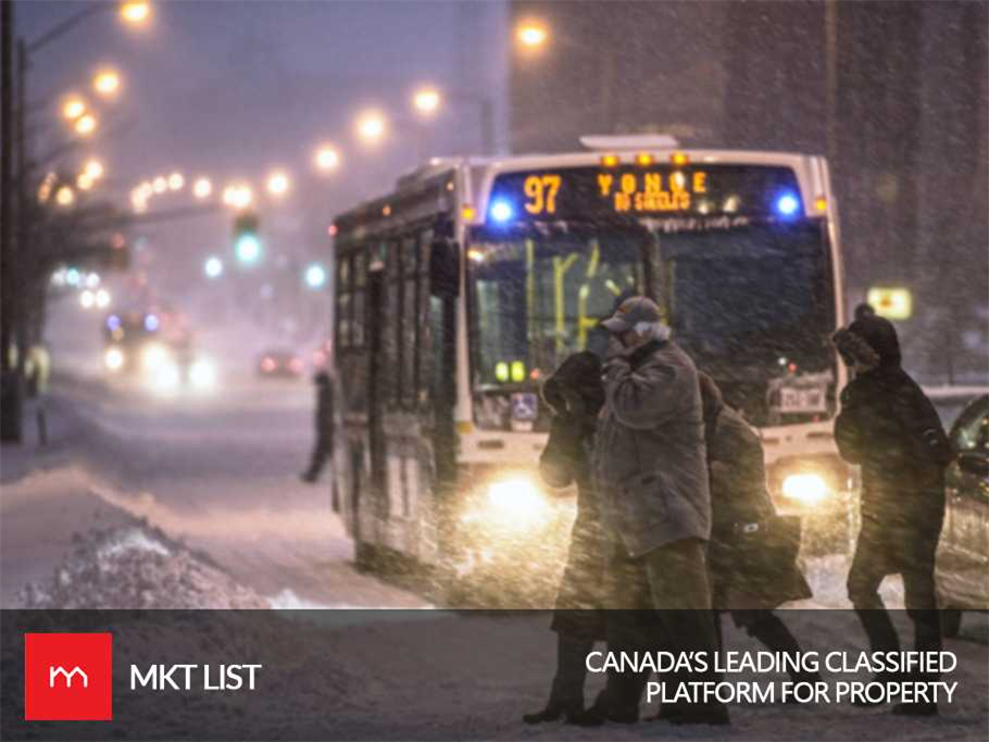 Weather Update Toronto: Get Ready for more Snow This week!