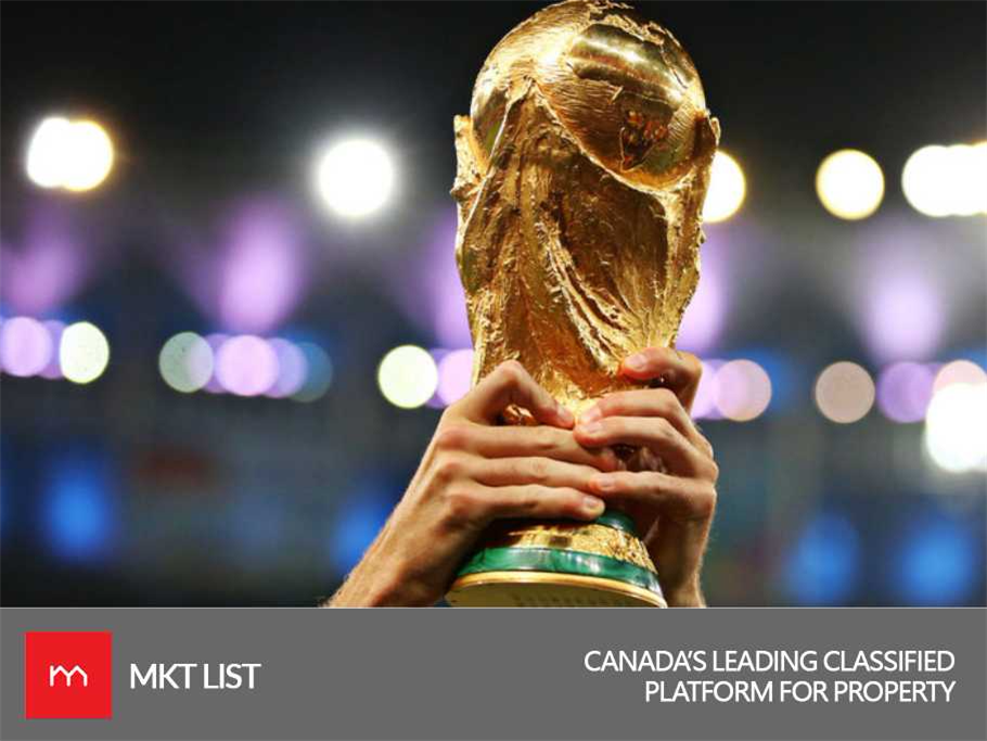 Canada is Expected to Co-Host the 2026 FIFA World Cup Through United 2026 Bid – in Canada, Mexico, & the United States!