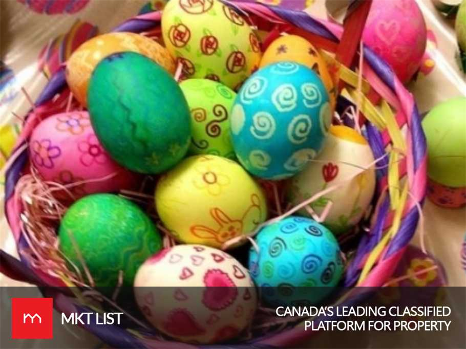 Easter 2018 Canada
