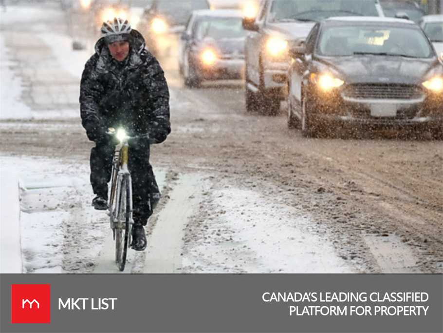 Weather Canada: Freezing rain risk will continue through the Easter long Weekend