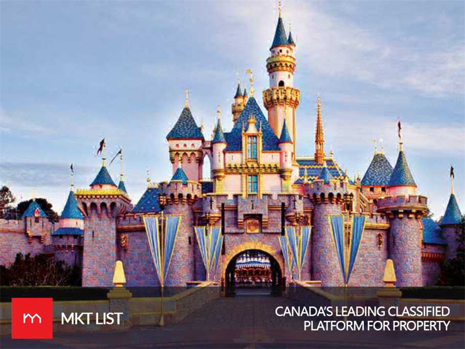 Good News: Walt Disney is Bringing a Huge $6.5-billion Disneyland Resort to Toronto Island!