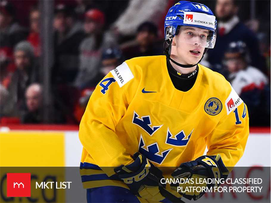 Elias Pettersson has an Incredible Hidden Talent – Canucks Hockey Player!