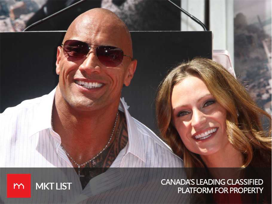 Dwayne 'The Rock' Johnson Becomes Dad to another Little bundle of joy !
