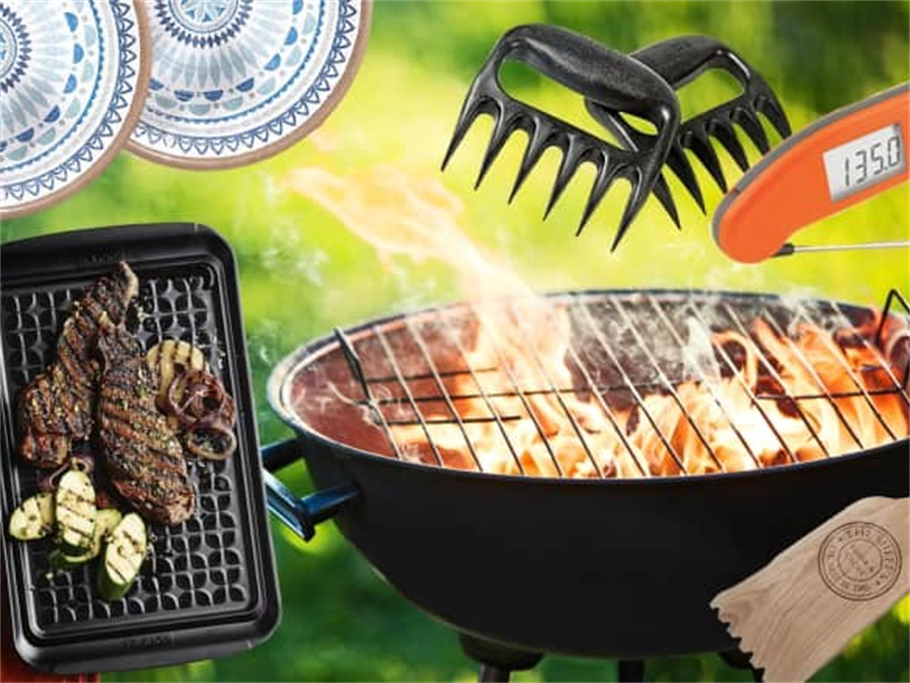 Incredible Grilling tools for quicker, better, more hands-off barbecuing this year