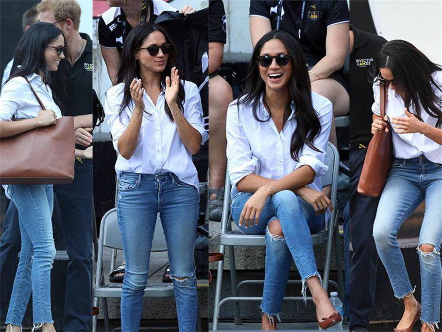 Have You Ever Observed the Feet of Duchess of Sussex? See Now!