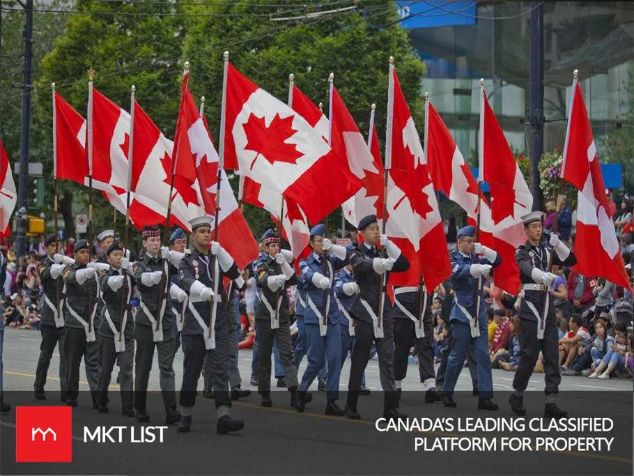 Check Out these Open and Closed Areas for Canada Day Long Weekend!