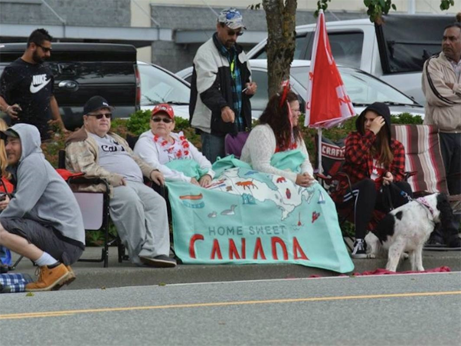 Canada Day Brings Cry and Chaos to British Columbia!