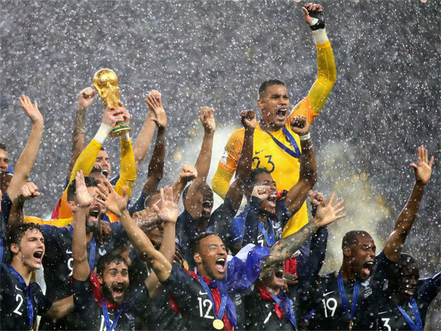 Allez,Les Bleus,FRANCE CLINCH THE TITLE AFTER 20 YEARS!!!