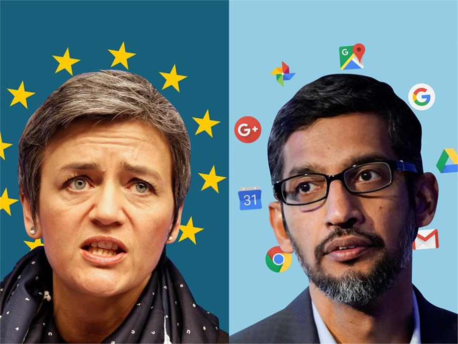 5 Billion Euro Fine to Google for Android Antitrust Abuse!