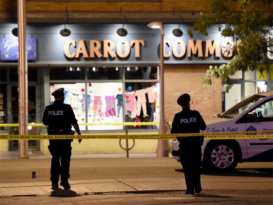 Toronto Attack: Gunman Dressed in Black when He Started Firing in a Restaurant! (Video Inside)