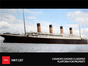 Some Mysteriously Beautiful Pictures of Titanic from the Past!
