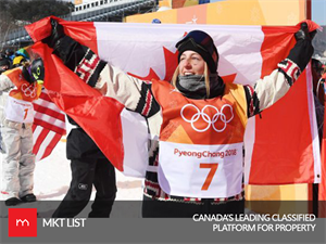 Hospital to Olympic podium in 3 days: Canadian snowboarder Blouin!