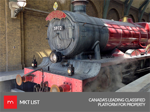 Magical World: Enjoy the Ride in Hogwarts Express this Year!