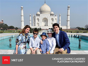 Canadian Prime Minister visits India: Is it a step forward to the friendship between Canada and India?