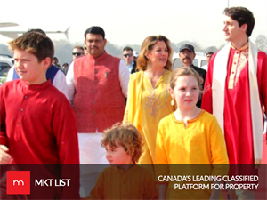 LIVE UPDATES – Justin Trudeau in India: Canadian PM will meet businesspersons & film actors in Mumbai today!