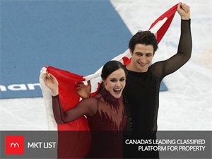 Virtue and Moir: The Two Canadian Dancers Bring Olympic Ice Dance GOLD to Home with Their Spectacular Performance!