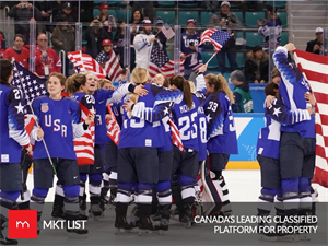 Winter Olympics 2018: U.S Women Get Hold of Hockey Gold in Place of Canada!