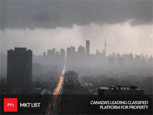 WEATHER UPDATE TORONTO: After months of snowfall, now get ready for heavy showers!