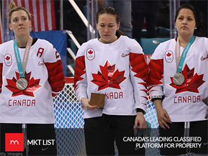 News Update: Canadian sore loser hockey player apologizes for removing her silver medal after losing to the USA!