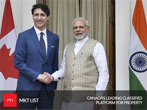 News Update: Trudeau's trip to India- a huge disaster.