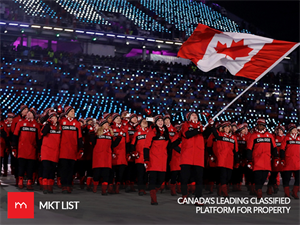 Winter Olympics 2018: Team Canada Puts Lasting Impression in the Closing Ceremony of Winter Olympics with 29 Medals!