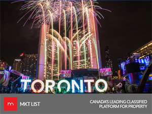 Celebrations: Toronto is Hosting an Epic Four-Day Party on its 184th Anniversary this Weekend!