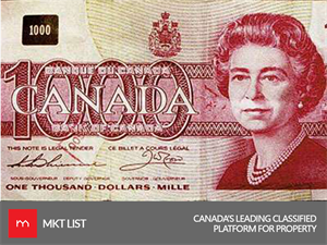 LIVE BUDGET UPDATE 2018: Canada is removing the use of $1000 bank notes!