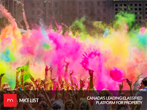 The Festival of Colors: Torontonians Are All Set to Unite with their Hindu Fellows at the Woodbine Beach for Holi!