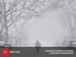 Weather Update Manitoba: Prairies are Going to be Covered Up With 30cm Snow!