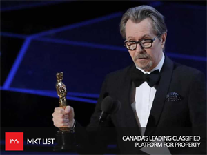 Oscars 2018: 'The Shape of Water,' Frances McDormand, Gary Oldman Privilege to Get a Golden!
