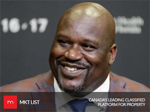 Canada's Admirer: Shaquille O'Neal Can't Get Over for His Love of Canada!
