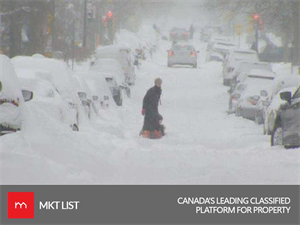 Weather Update Canada: Snow, Rain, And Wind – Together Bringing Storm in Atlantic Canada!