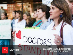 Medical Experts: The Canadian Doctors Are Protesting Why They Get High Salaries!