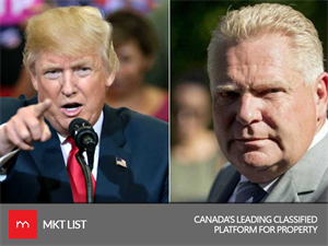 Doug Ford's Victory Similar to Donald Trump Is Something Really Strange!