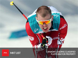 Mark Arendz Ends 2018 Paralympics as Canada's Flag Bearer in the Closing Ceremony at Pyeongchang!