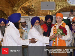 How Sikhs Politics Correlate with that of Canada, Justin Trudeau Made it Clear!
