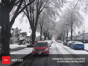 Weather Update Vancouver: Snow Warning for Metro Vancouver By the End of the Week!