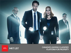 A Chance to Meet X-Files' David Duchovny and Gillian Anderson – Montreal Comiccon 2018!