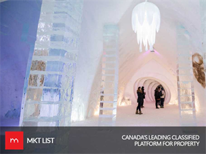 This Ice Hotel in Quebec Can Frost Your Body – Pictures Included!