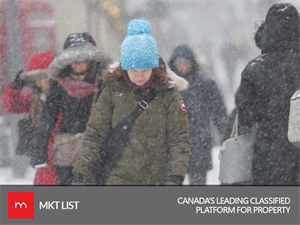 Weather Canada: Snowfall Warning Across Red Deer!