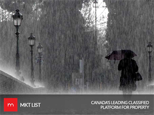 Weather Update Canada: Heavy rainfall warning for Montreal