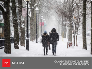 Weather Alert: There are some chances of rain with a snow marks during this week in Toronto!
