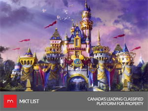 April Fools' Day Prank: A Massive $6.5 Billion Disney Resort in Toronto Islands or Maybe In your Dreams!