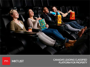 Good News: Canada is Now a Country Where You Can Subscribe to Netflix for movie theatres!