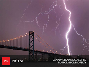 Weather Alert: Canada and its regions are Under heavy thunder storm!
