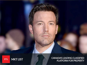 Ben Affleck Spends Millions of Dollars Just to Buy Home Near his Ex!